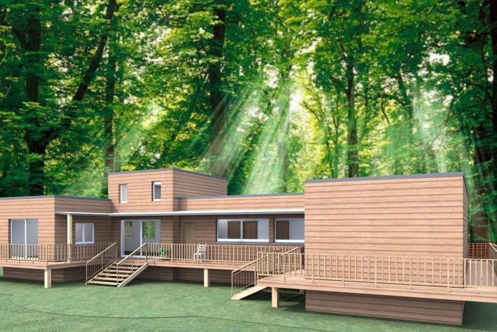 À qui confier la construction de sa maison en bois ?