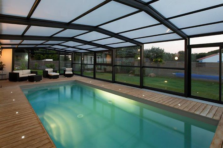 Le blog de la construction cologique for Chauffe piscine solaire eco saver