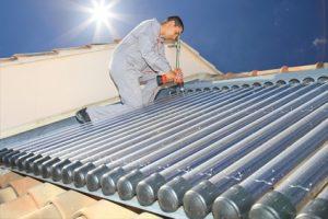 Chauffe eau solaire la solution la plus cologique for Combien coute un chauffe eau