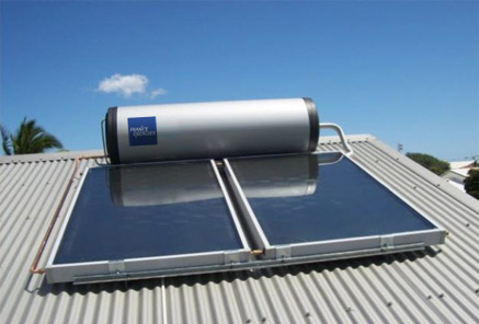 Chauffe eau solaire la solution la plus cologique for Chauffe eau solaire maison