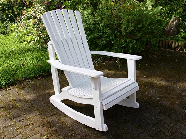 Pourquoi Opter Pour Un Rocking Chair En Bois